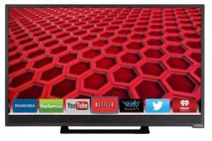Vizio E241i-B1 24-Inch 1080p Smart TV
