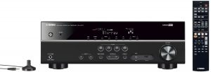 Yamaha RX-V377 5.1-Channel A-V Home Theater Receiver