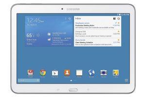 10.1 inch Samsung Galaxy Tab 4