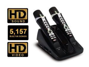 Grand Videoke TKR371MP Karaoke