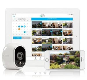 Arlo Smart Home Security System