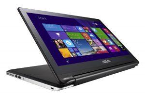 Asus Flip 2-in-1 Convertible TP500LA-DS71T 15.6 inch Touchs Laptop
