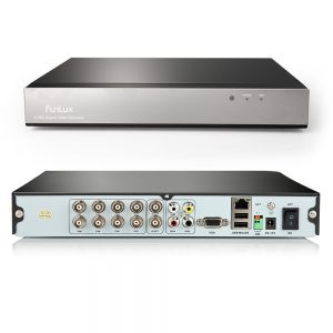 Funlux 8CH 960H Network DVR Security System