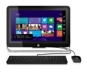 HP Pavilion 23-g110 23 inch All in One Desktop