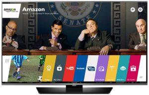 LG Electronics 43LF6300 Smart LED TV