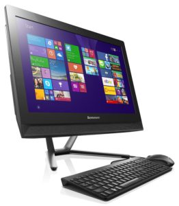 Lenovo C40-05 21.5 inch All in One Desktop