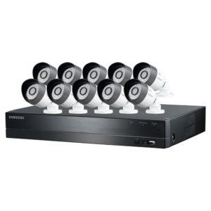 SDH-C5100 - Samsung 16ch HD Camera Security System