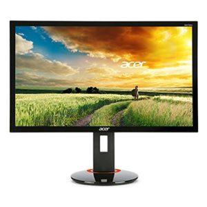 Acer XB270HU bprz 27-inch WQHD NVIDIA G-SYNC (2560 x 1440) Widescreen Monitor