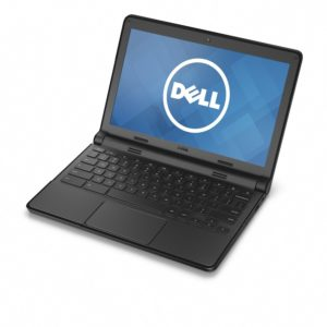 Dell CRM3120-1667BLK 11.6 inch Chromebook