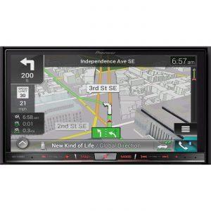 Pioneer AVIC-7100NEX In Dash Navigation AV Receiver