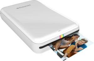 Polaroid Zip Instant Mobile Printer POLMPO1W