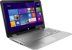 HP Pavilion x360 2-in-1 13.3-Inch Touchscreen Laptop 13-a110dx