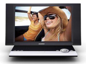 Sylvania SDVD1256 11.6-Inch Portable DVD Player