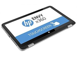 HP ENVY x360 15-u110dx Convertible Touchscreen Laptop Tablet