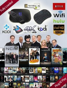 Matricom G-Box Q Quad-Octo Core XBMC Android TV Box