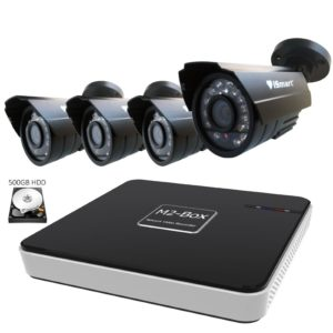 iSmart 8 Channel H.264 CCTV Security Surveillance