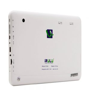 IRULU eXpro X1s 10.1 Inch Tablet PC, Android 4.4 KitKat, Quad Core, 16GB