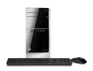 HP Pavilion Desktop 500-424, AMD A8