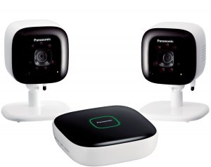 Panasonic KX-HN6099W Home Monitoring System